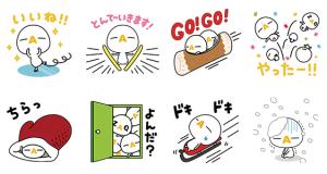 【無料スタンプ速報】ざっくぅ スタンプ(2018年02月05日まで)