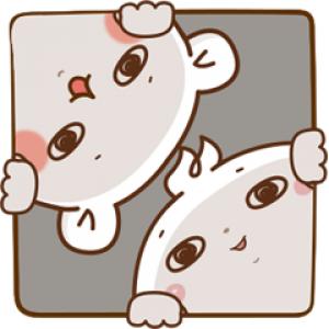 【無料スタンプ速報】ゲスくま×ジョブーブ スタンプ(2018年03月26日まで)