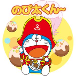 【LINE無料スタンプ速報】POP2×映画ドラえもん2018 スタンプ(2018年04月02日まで)