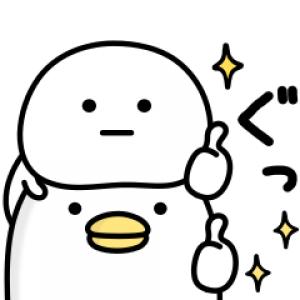 【LINE無料スタンプ速報:隠し】うるせぇトリとまるいの×アインズ&トルペ スタンプ(2018年05月21日まで)