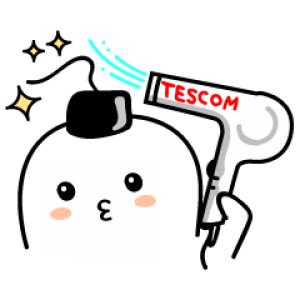 【LINE無料スタンプ速報】テスコムの妖精しんくぅ スタンプ(2018年08月20日まで)