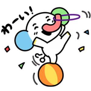 【LINE無料スタンプ速報:隠し】JCBの「じぇいくん」第2弾 スタンプ(2018年10月18日まで)