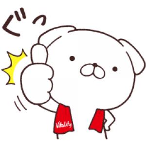 【LINE無料スタンプ速報】住友生命×いぬまっしぐら スタンプ(2018年10月22日まで)