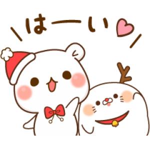 【LINE無料スタンプ速報】ゲスくま×毒舌あざらし×24/7 スタンプ(2019年01月14日まで)
