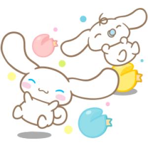 【LINE無料スタンプ速報】LINE POP2 & シナモロール スタンプ(2019年03月19日まで)