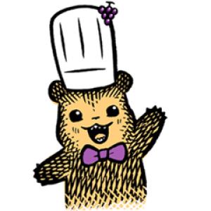 【LINE無料スタンプ速報:隠し】ウェルチ×こぐまのケーキ屋さん スタンプ(2019年06月24日まで)