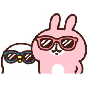 【LINE無料スタンプ速報】カナヘイの小動物×LINEトラベルjp スタンプ(2019年07月10日まで)