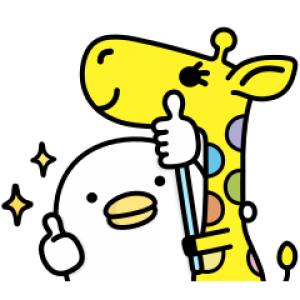 【LINE無料スタンプ速報】ナナコ×うるせぇトリ スタンプ(2019年12月30日まで)