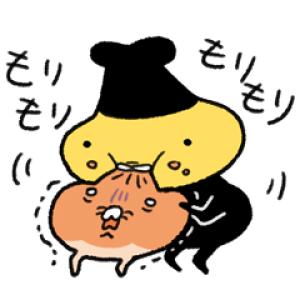 【LINE無料スタンプ速報:隠し】テンプラニンジャ&サムライ パンと一緒 スタンプ(2020年06月27日まで)