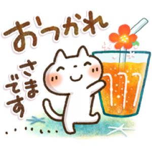 【LINE無料スタンプ速報】可愛すぎないスタンプ × LINEチラシ スタンプ(2020年08月19日まで)