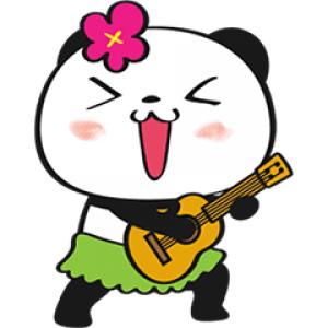 【LINE無料スタンプ速報】動く!お買いものパンダ スタンプ(2020年11月16日まで)