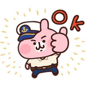 【LINE無料スタンプ速報:隠し】POP2 & カナヘイの小動物 スタンプ(2020年12月16日まで)