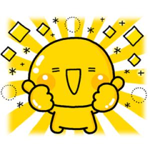 【LINE無料スタンプ速報:隠し】限定♡プレミアムなしろまるのスタンプ