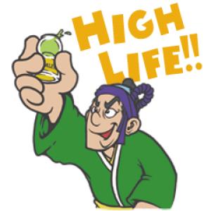 【LINE無料スタンプ速報:隠し】コカレロオリジナルキャラ