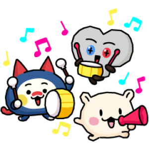 【LINE無料スタンプ速報:隠し】TRUZ created by TREASURE スタンプ(2021年02月10日まで)