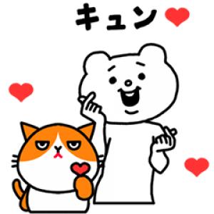 【LINE無料スタンプ速報】ベタックマ×ふてニャン スタンプ(2021年03月22日まで)