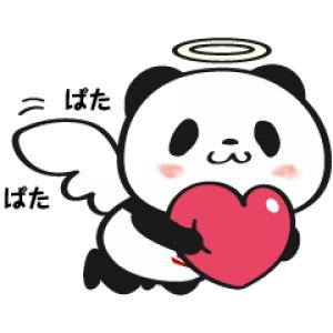 【LINE無料スタンプ速報:隠し】お買いものパンダ スタンプ(2021年05月03日まで)