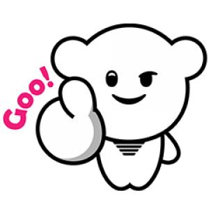 【LINE無料スタンプ速報】アルマーニ Manga Bear スタンプ(2021年03月08日まで)