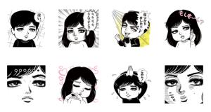 【LINE無料スタンプ速報】コミックシーモア×竹内涼真&中条あやみ スタンプ(2021年04月19日まで)