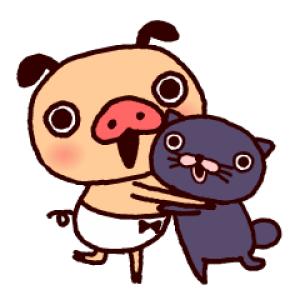 【半額セール】パンパカパンツ アニメーションスタンプ(2016年09月20日11:00まで)