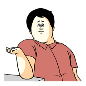 【日替半額セール】地獄のミサワ(格下のやつに送る用) スタンプ(2016年07月24日分)