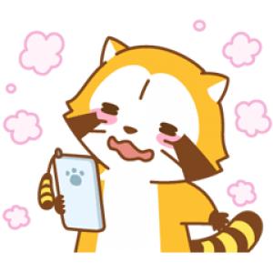 【半額セール】ラブラブ∞ラスカル アニメスタンプ(2017年12月5日AM10:59まで)