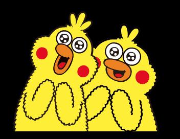 【隠し無料スタンプ】ポインコ兄弟 スタンプ(2016年07月07日まで):無料スタンプや隠し無料スタンプが探せる【LINEスタンプバンク】