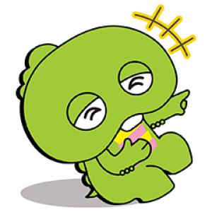 【無料スタンプ速報】ガチャピン×ソラシドエアコラボスタンプ(2016年08月29日まで)