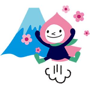 【無料スタンプ速報:隠し無料スタンプ】モモずきん スタンプ(2016年12月12日まで)