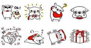【無料スタンプ速報】アカチャンホンポのスタンプ8種類♪ スタンプ(2016年10月10日まで)