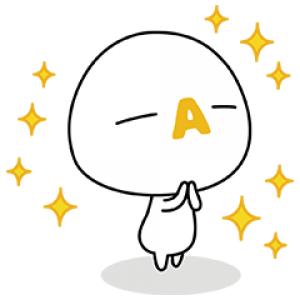 【無料スタンプ速報:隠し無料スタンプ】オリジナルざっくぅLINEスタンプ(2017年04月20日まで)
