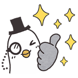 【無料スタンプ速報】ハトソン探偵団スタンプ(2017年05月01日まで)