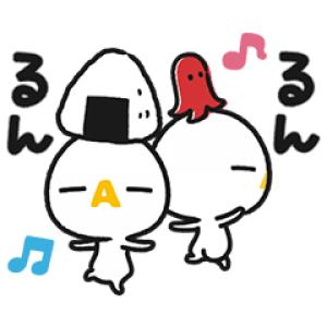 【無料スタンプ速報】ざっくぅ スタンプ(2017年05月29日まで)
