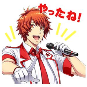 【無料スタンプ速報】うた☆プリ Shining Live スタンプ(2017年08月14日まで)