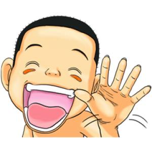 【日替半額セール】浦安鉄筋家族 スタンプ(2016年07月29日分)