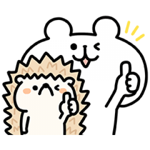 【無料スタンプ速報】ゆるくま 三菱地所レジデンス限定スタンプ(2017年12月11日まで)